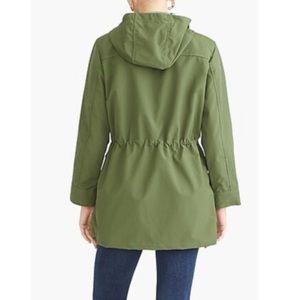 Jackets & Coats - Jcrew rain utility jacket